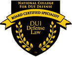DUI Defense Law